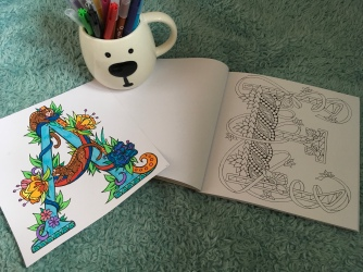 Colouring pens are really inexpensive. You buy them from practically anywhere!